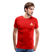 Load image into Gallery viewer, Men's Premium T-Shirt - red