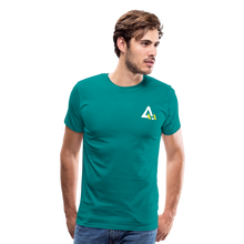 Load image into Gallery viewer, Men's Premium T-Shirt - teal