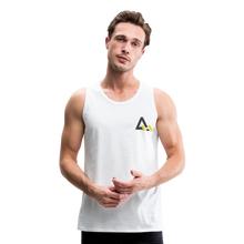 Load image into Gallery viewer, Men's Premium Tank - white