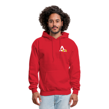 Load image into Gallery viewer, Men's Hoodie - red
