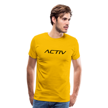 Load image into Gallery viewer, Men's Premium T-Shirt - sun yellow