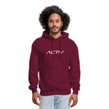 Load image into Gallery viewer, Men's Hoodie - burgundy