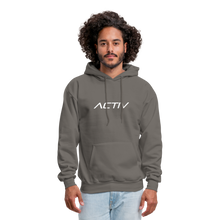 Load image into Gallery viewer, Men's Hoodie - asphalt gray