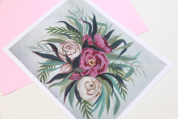 The Floral Collection | Spring Delight - Limited Edition Print
