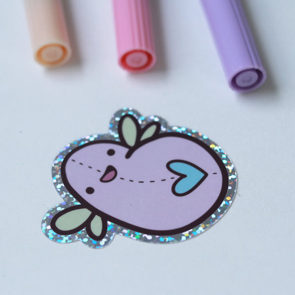Blubblefly - Glitter Sticker