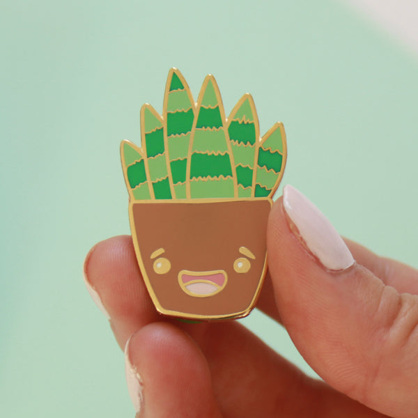 Potty Mouths Enamel Pin