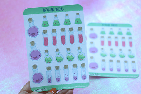 Bottle Buds - Stickers