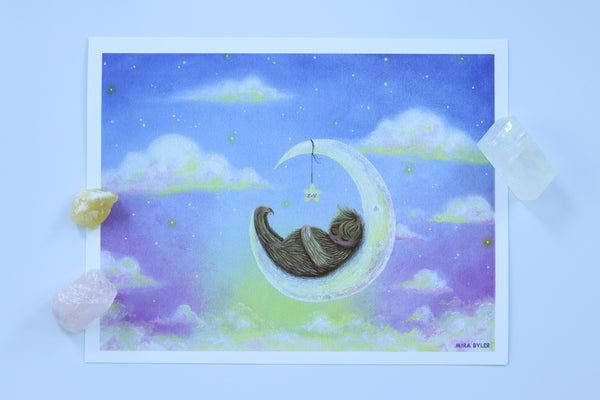 Creature of the Sky - Limited Edition Print