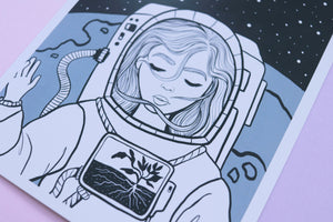 Astronaut - Limited Edition Print