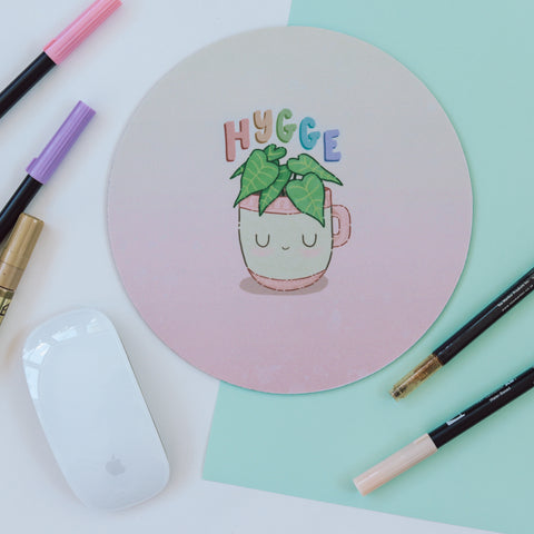 Hygge Friend - Mouse Pad