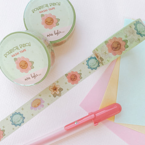 Botanical Bunch - Washi Tape