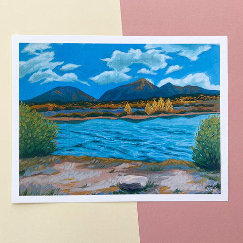 Sweet Silverthorne - Limited Edition Print