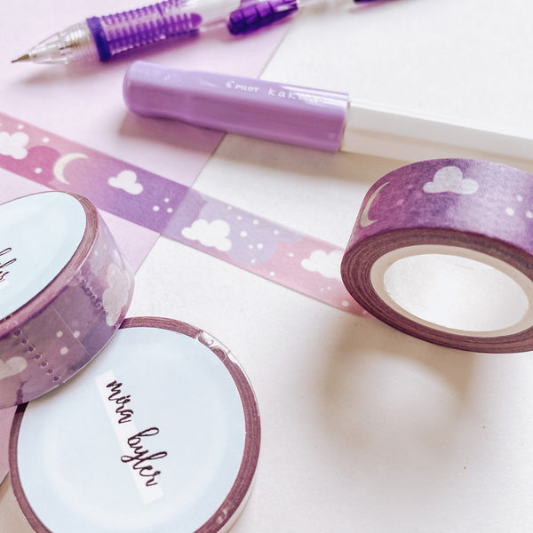 Peaceful Sky - Washi Tape