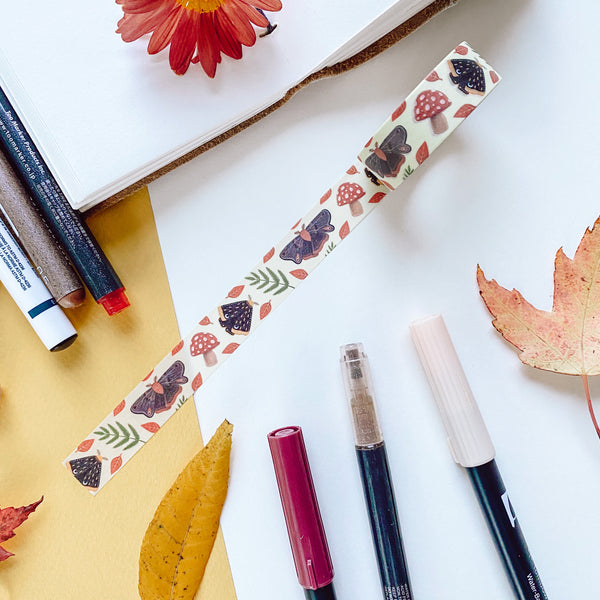 Autumn Forest - Washi Tape