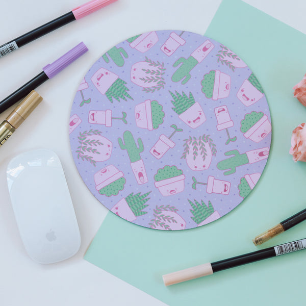 Potty Mouths - Mouse Pad