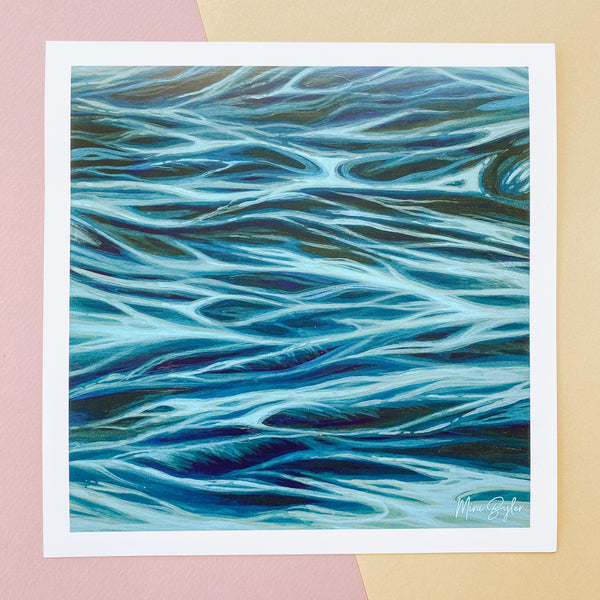 Whimsical Waters - Limited Edition Print