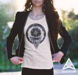 Into the Deep - Women's short sleeve t-shirt - Aurorum Fashion
