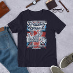 Westcoast - Short-Sleeve Unisex T-Shirt - Aurorum Fashion