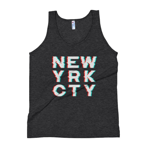 New York City #01 - Unisex Tank Top - Aurorum Fashion