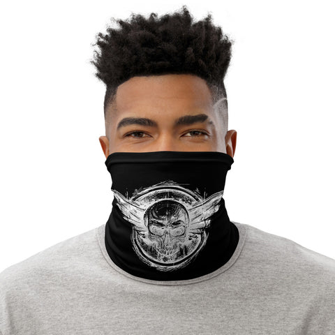 Skull - Neck Gaiter - Aurorum Fashion