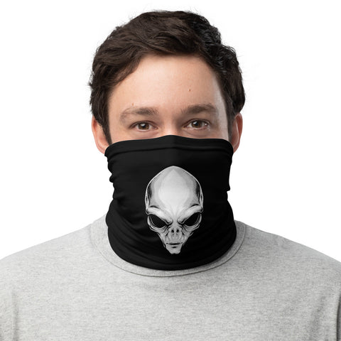 Alien Neck Gaiter - Aurorum Fashion