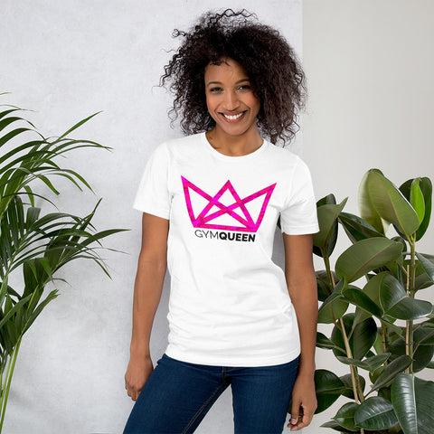 Gym Queen  - T-Shirt - Aurorum Fashion