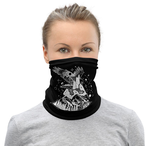 Eagle Triangle - Neck Gaiter - Aurorum Fashion