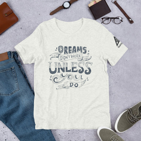 Dreams #01 Short-Sleeve Unisex T-Shirt - Aurorum Fashion