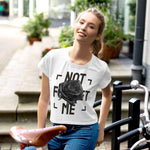Not Forget Me Crop Tee - Aurorum Fashion