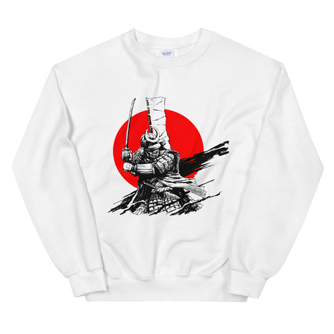 Samurai - Unisex Sweatshirt - Aurorum Fashion