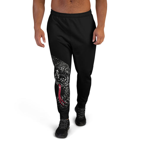 Snake In The Dark - Men's Joggers - Aurorum Fashion