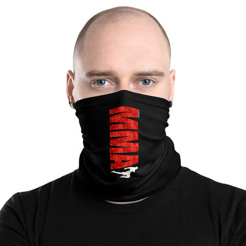 MMA - Black Neck Gaiter - Aurorum Fashion