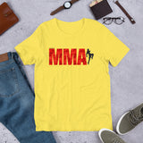 MMA - Short-Sleeve  T-Shirt - Aurorum Fashion
