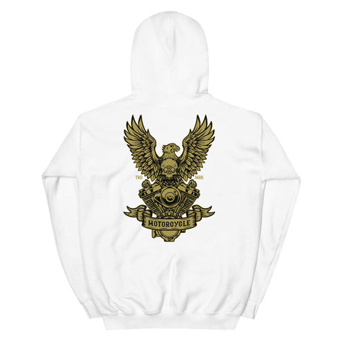 Eagle Engine - Unisex Hoodie - Aurorum Fashion