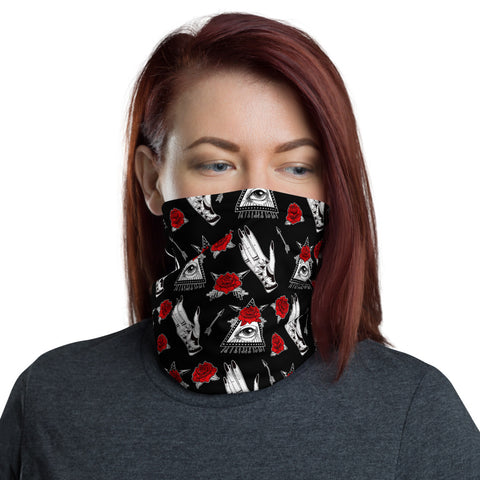 Conspiracy Neck Gaiter - Aurorum Fashion