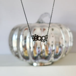 BOO to You Necklace