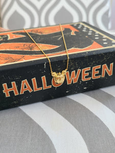 Magic Pumpkin Necklace
