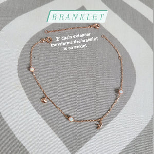 Branklet - Thingamabobs Interchangeable Bracelet / Anklet