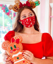 Load image into Gallery viewer, Gingerbread Minnie Necklace