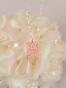 Yesterday, Tomorrow & Fantasy Necklace