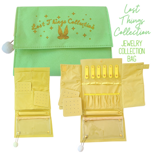 Jewelry Collection Bag - Lost Things Collection