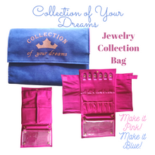 Load image into Gallery viewer, Jewelry Collection Bag - Collection of Your Dreams