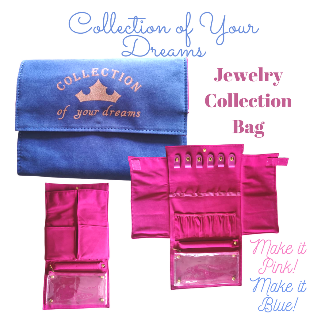 Jewelry Collection Bag - Collection of Your Dreams