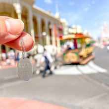 Load image into Gallery viewer, Main Street USA Trolley Necklace