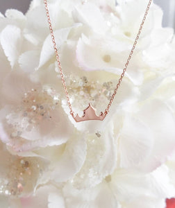 Crown of Your Dreams Necklace - Princess Aurora Necklace