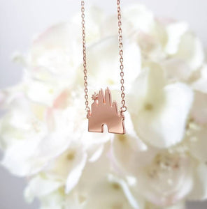 Castle Wishes Necklace