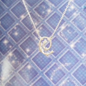 Find Your Way Constellation Necklace - Heart of Te Fiti