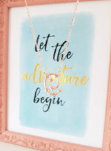 Load image into Gallery viewer, Find Your Way Constellation Necklace - Heart of Te Fiti
