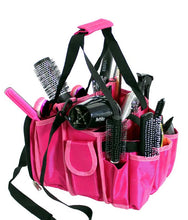 Load image into Gallery viewer, Hairdressing Session Kit Bag in Pink - SS01