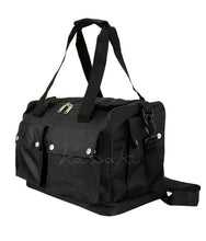 Load image into Gallery viewer, Large Hairdressing Session Kit Bag in Black Stud- MBS10
